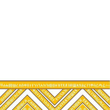Fidelochu. Yellow. by Ethiohahu