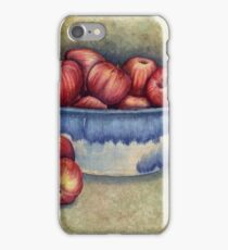 Bowl of Apples iPhone Case/Skin