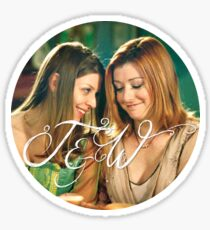 Willow & Tara Sticker