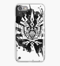 Monster Hunter logo iPhone Case/Skin