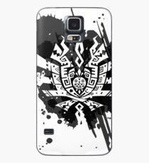 Monster Hunter logo Case/Skin for Samsung Galaxy