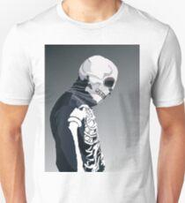 Skelett Tyler Slim Fit T-Shirt