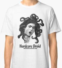 Hardcore-Medusa-White Classic T-Shirt