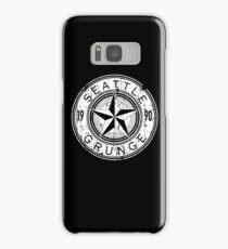 Seattle  Grunge Samsung Galaxy Case/Skin