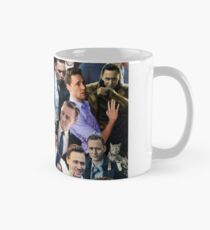 Tom Hiddleston Collage  Mug
