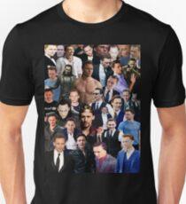 Tom Hiddleston Collage  Unisex T-Shirt