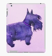 Scottie Watercolour iPad Case/Skin