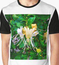 Honeysuckles Graphic T-Shirt