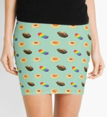 Biscuits  Mini Skirt