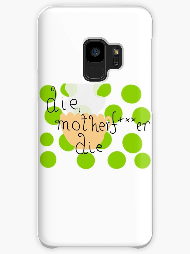 die, motherfucker die.  by sayakanker