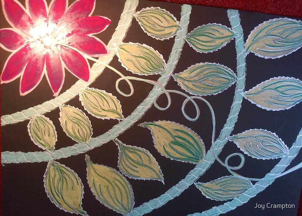 Flower power. by Joy Crampton