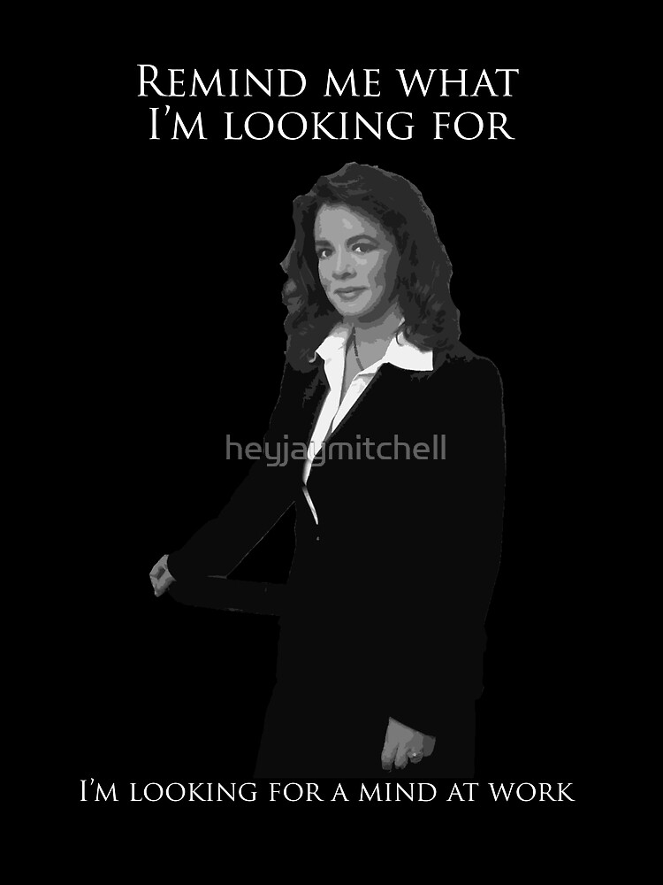 Hamilton x The West Wing - She's looking for me by heyjaymitchell