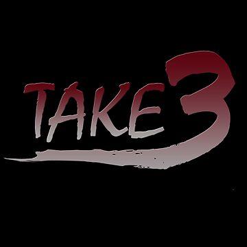 Take 3 Logo by TheBlackShrek