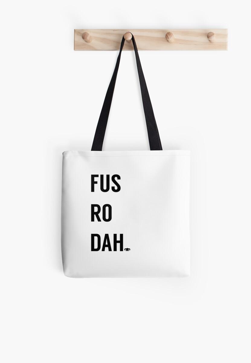 Fus Ro Dah by Ross Kincaid