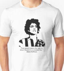 Abbie hoffman Unisex T-Shirt