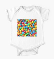 Colourful Chocolate Coated Sweets Kids Clothes