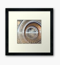 Reflected Boolean Framed Print