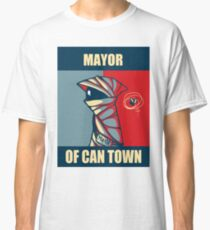 Mayor of Can Town Classic T-Shirt