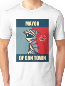 Mayor of Can Town Unisex T-Shirt