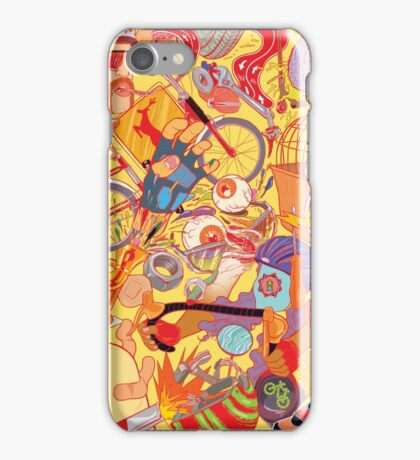 Explosion iPhone Case/Skin