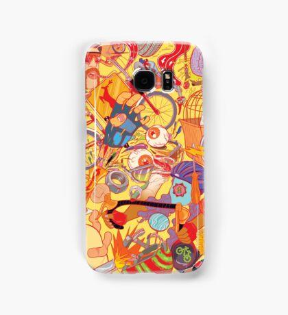Explosion Samsung Galaxy Case/Skin