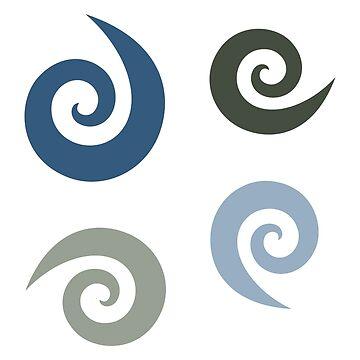 Hollow spiral by iraybi