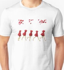 5 Lil Reds I Unisex T-Shirt
