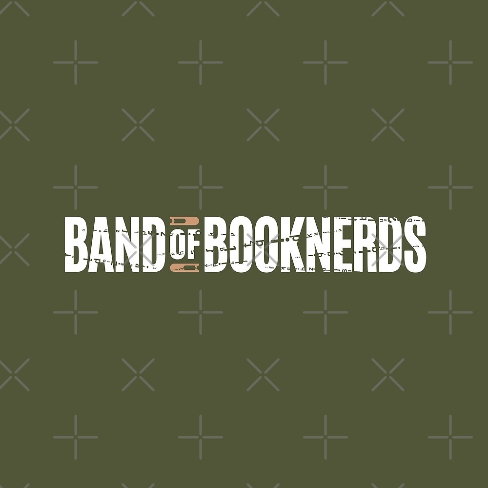 Band of Booknerds (Olive Edition) by Piotr Kowalczyk