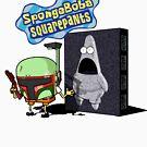 SpongeBobba Squarepants by ArsCreativa