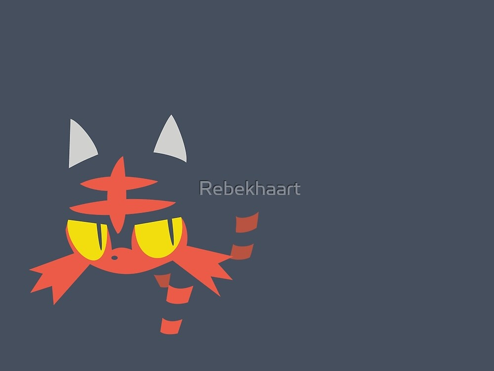 Litten by Rebekhaart