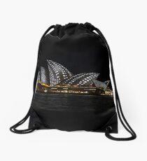 I Spot Sails - Sydney Vivid Festival Drawstring Bag