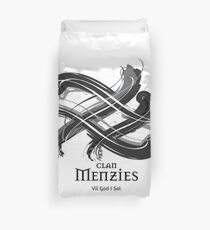 Clan Menzies  Duvet Cover