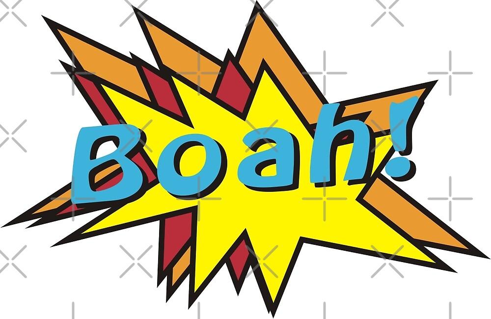 Boah comic by freaks13