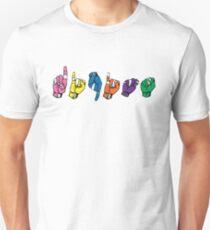 Digits Unisex T-Shirt