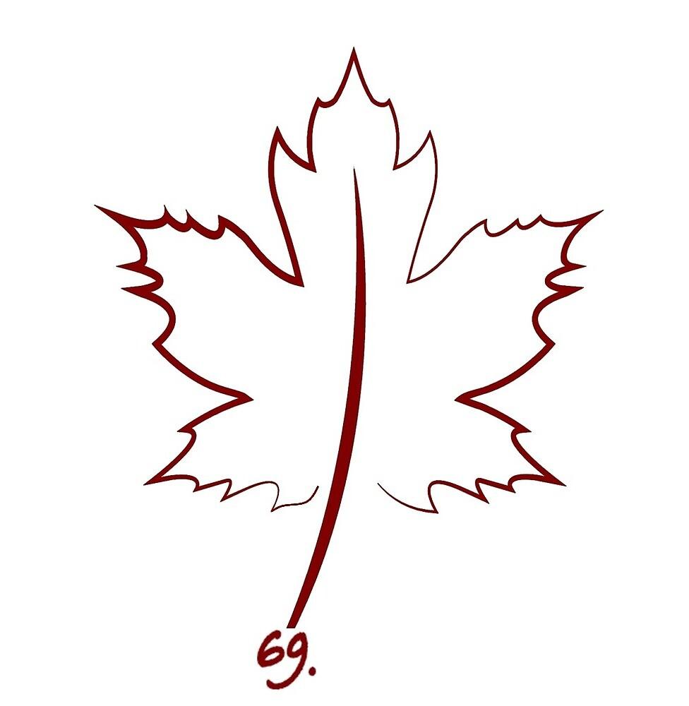 69th Maple Leaf by 69thlaw