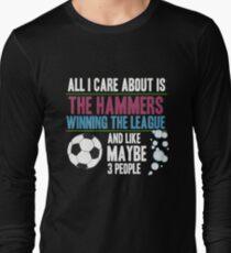 West Ham  - Dedicated Hammer Fan T-Shirt