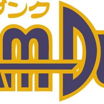 Slam dunk logo YB by Aaronoftheyear