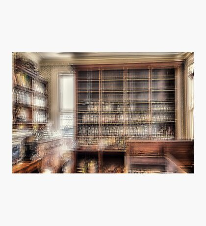 You'll be as good as new, Mrs Jones, once you start your medication. Photographic Print