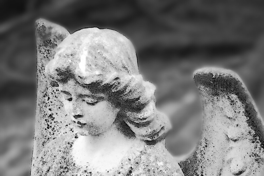 Llantysilio Angel 2 by BrainwaveArt