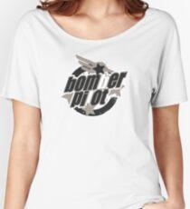 Bomber Pilot Women's Relaxed Fit T-Shirt