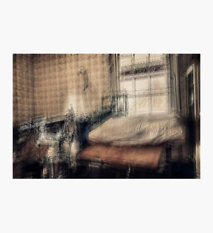 Relax, Mrs Jones, there's no need to panic. Women give birth in this manner every day. Photographic Print