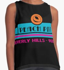 Peach Pit- Beverly Hills 90210 Contrast Tank