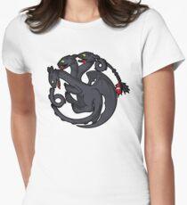 Toothless Targaryen Women's Fitted T-Shirt