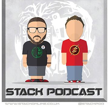 STACK Jim & Jon Artwork by stackonline