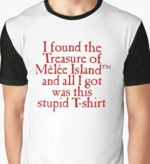 Monkey Island - Lost Treasure of Melee Island Graphic T-Shirt