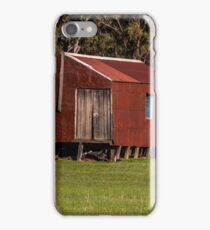 Just Off The Highway iPhone Case/Skin