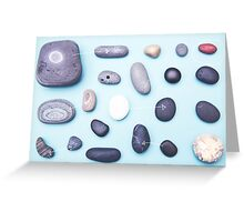 Paired pebbles... Greeting Card