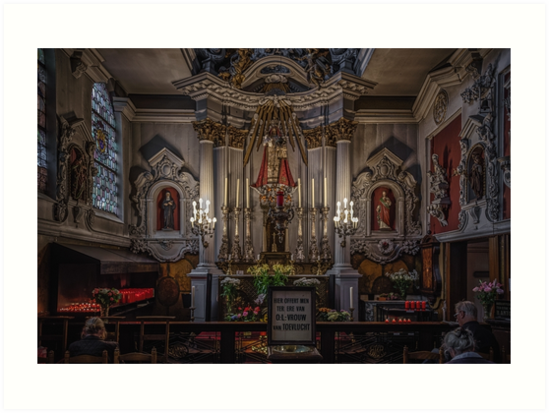 Chapel of Our Lady of Refuge by pixelfan