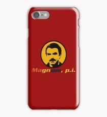 MAGNUM P.I. TV SERIES iPhone Case/Skin