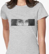 Camiseta entallada para mujer Ojos de Lauren Jauregui